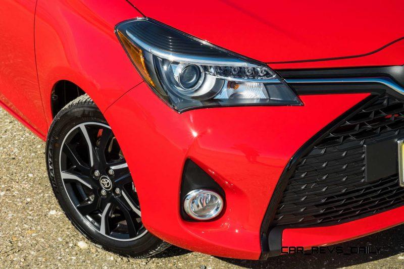Road Test Review - 2015 Toyota Yaris SE 5-Door 2