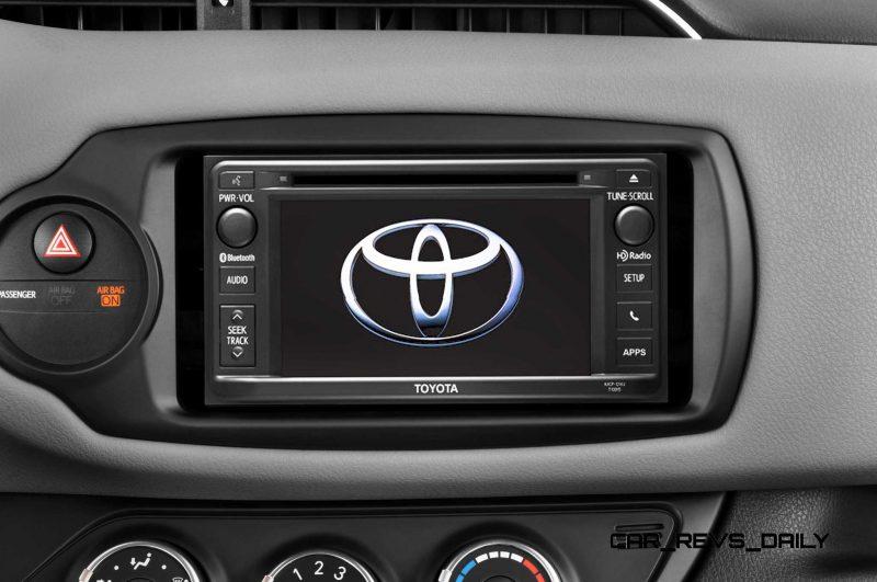 Road Test Review - 2015 Toyota Yaris SE 5-Door 20
