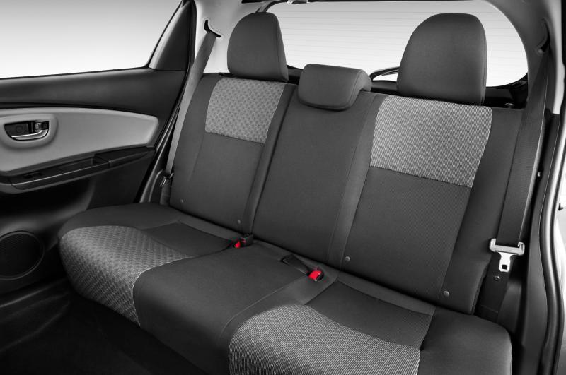 Road Test Review - 2015 Toyota Yaris SE 5-Door 21
