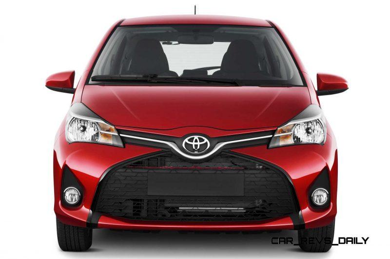 Road Test Review - 2015 Toyota Yaris SE 5-Door 22