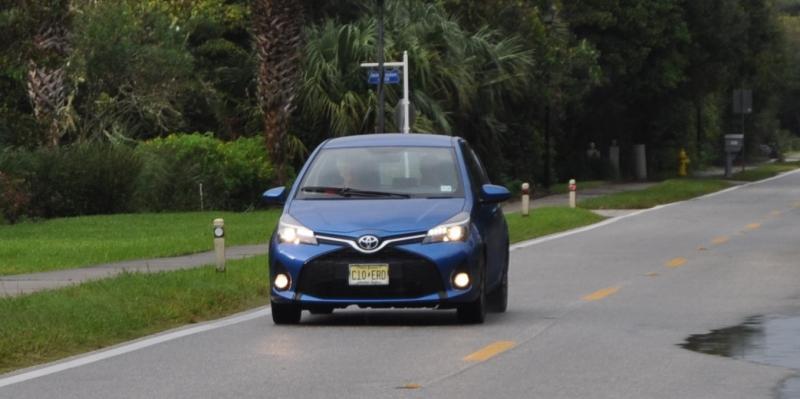 Road Test Review - 2015 Toyota Yaris SE 5-Door 35