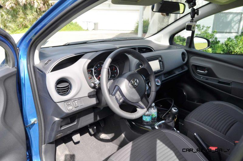 Road Test Review - 2015 Toyota Yaris SE 5-Door 41
