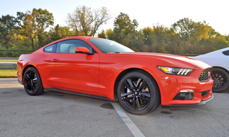 Track Test Review - 2015 Ford Mustang GT in 4K Video 24