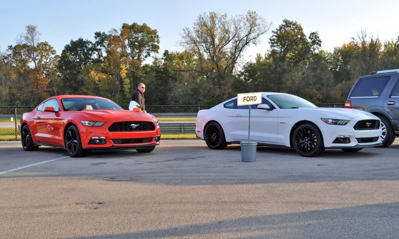 Track Test Review - 2015 Ford Mustang GT in 4K Video 3