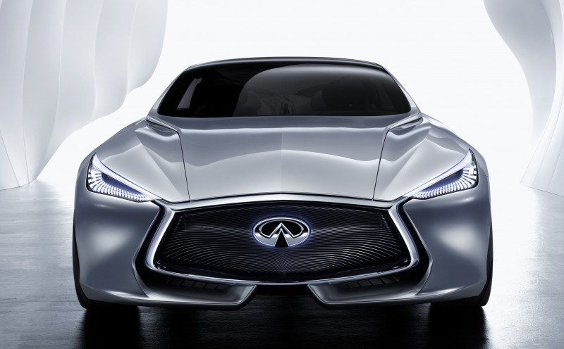Updated With 42 New Photos - INFINITI Q80 Inspiration Concept Flagship 15