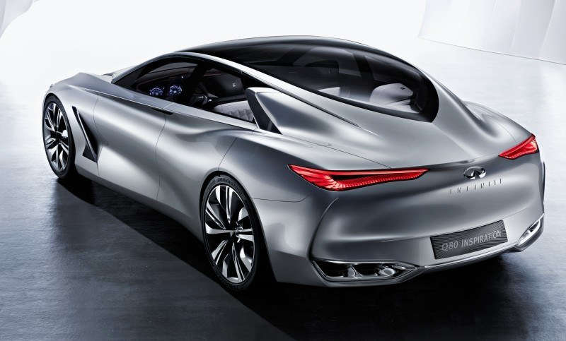Updated With 42 New Photos - INFINITI Q80 Inspiration Concept Flagship 25