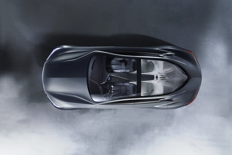 Updated With 42 New Photos - INFINITI Q80 Inspiration Concept Flagship 27