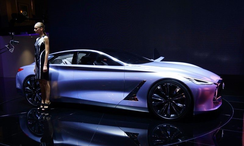 Updated With 42 New Photos - INFINITI Q80 Inspiration Concept Flagship 3