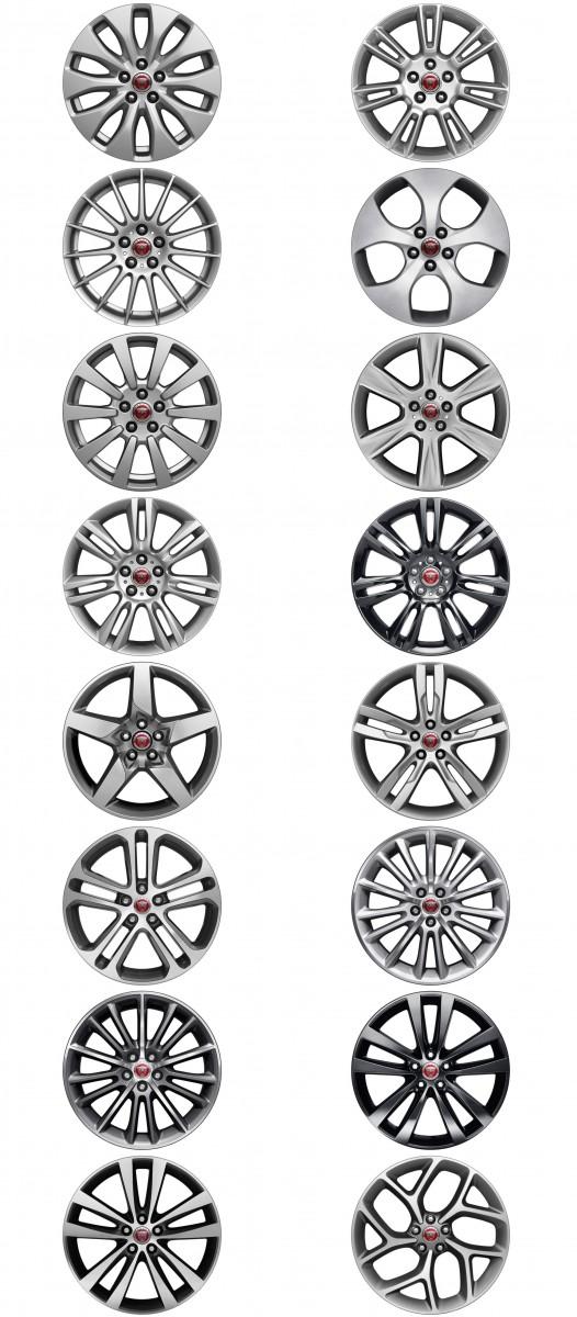 XE wheels