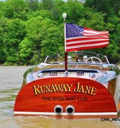 rm hershey highlights 1941 chris craft 27 foot barrel back runaway jane  [ 2413 x 1762 Pixel ]