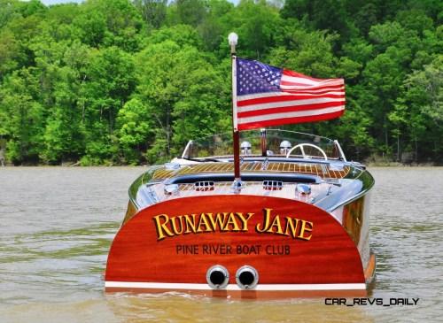 small resolution of rm hershey highlights 1941 chris craft 27 foot barrel back runaway jane