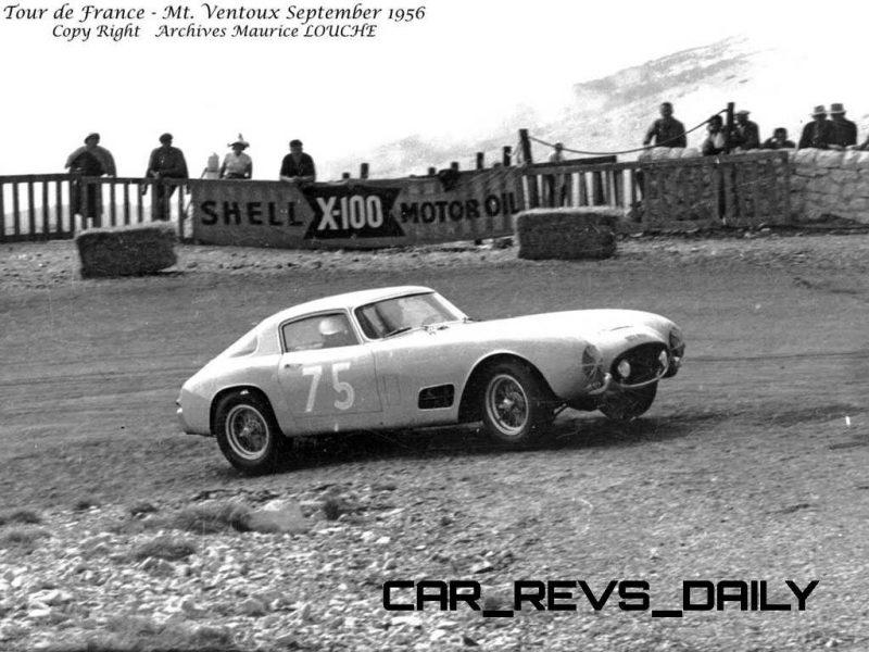 1956 Ferrari 250 GT Berlinetta Competizione Tour de France 10