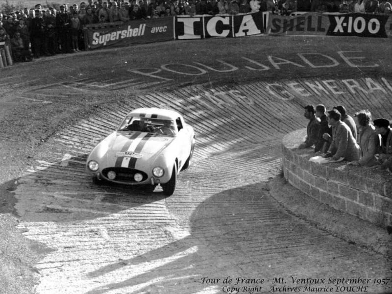 1956 Ferrari 250 GT Berlinetta Competizione Tour de France 2