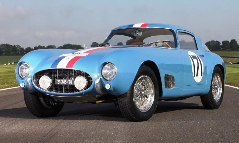 1956 Ferrari 250 GT Berlinetta Competizione Tour de France 34