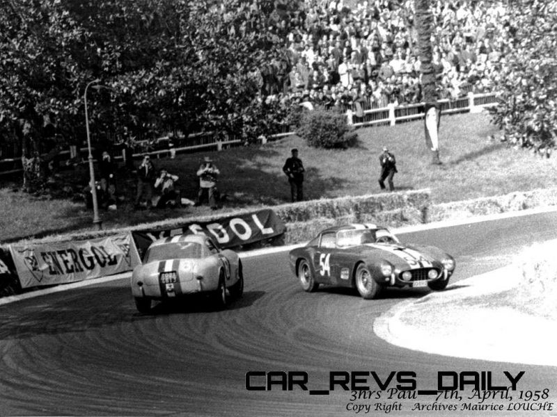 1956 Ferrari 250 GT Berlinetta Competizione Tour de France 6