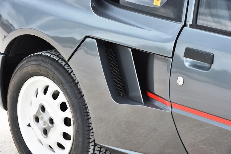1984 Peugeot 205 Turbo 16 8