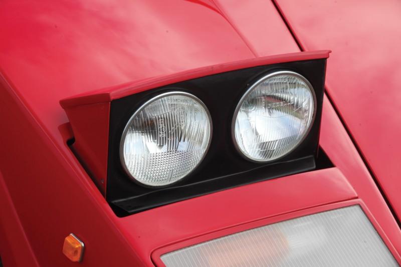 1990 Lamborghini Countach 25th Anniversary Edition 11