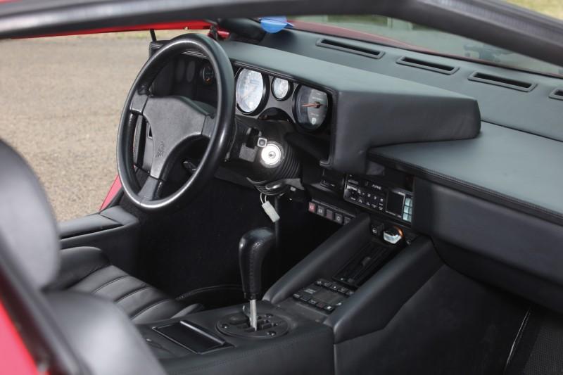 1990 Lamborghini Countach 25th Anniversary Edition 14