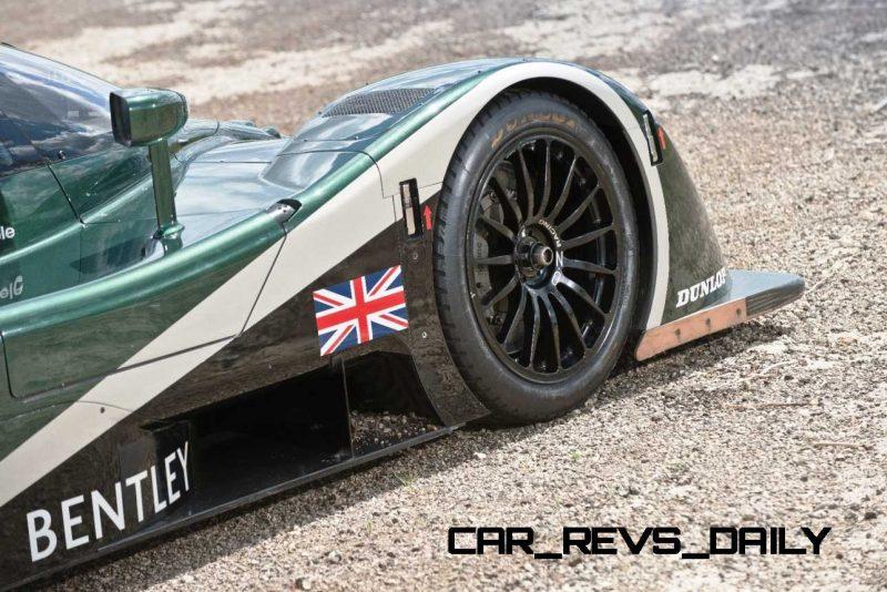 2001 Bentley Speed 8 LMP1 34