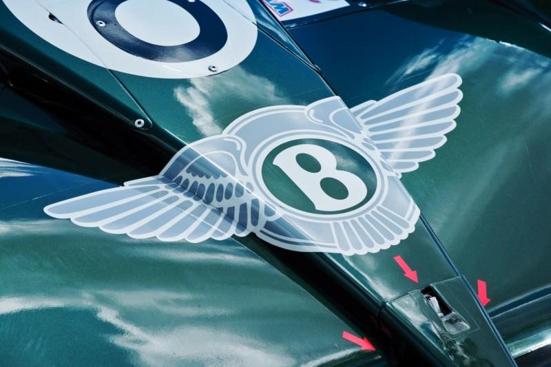 2001 Bentley Speed 8 LMP1 44