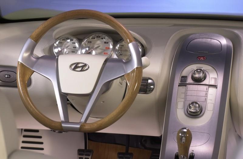 2004 Hyundai HCD-8 Sports Tourer Concept 22