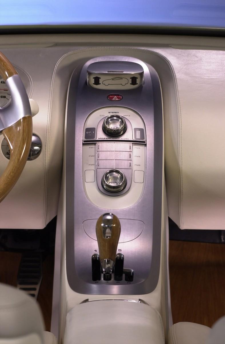 2004 Hyundai HCD-8 Sports Tourer Concept 24
