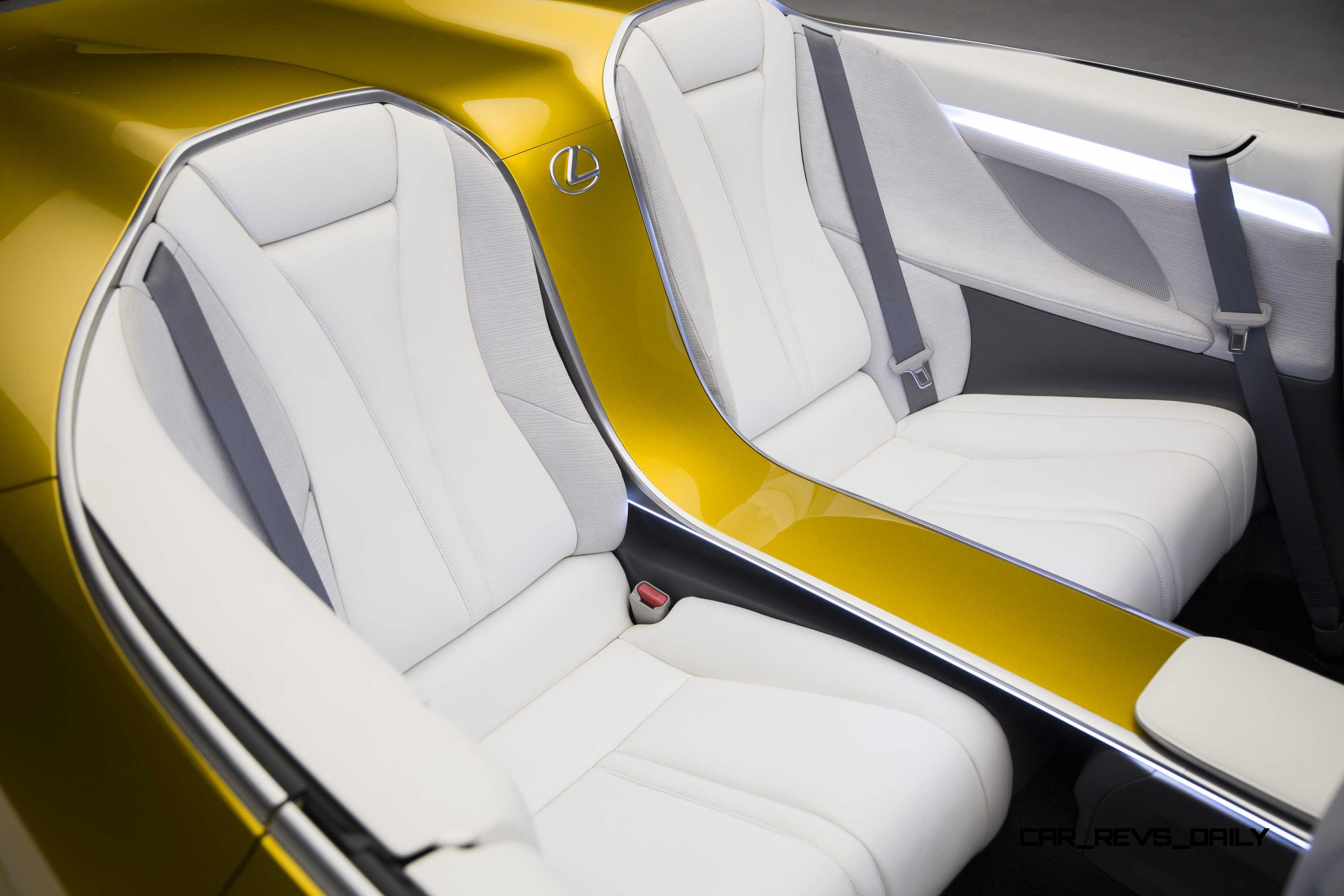 2014 Lexus LFC2 Concept Cabrio Is Truly Miraculous A Design So