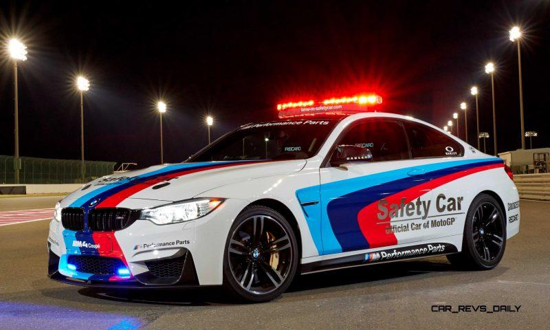 2015 BMW M4 Safety Car 27