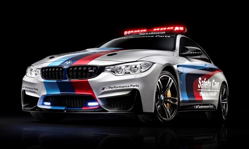 2015 BMW M4 Safety Car 6