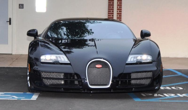 2015 Bugatti Veyron Vitesse 2