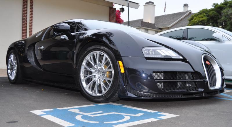 2015 Bugatti Veyron Vitesse 20