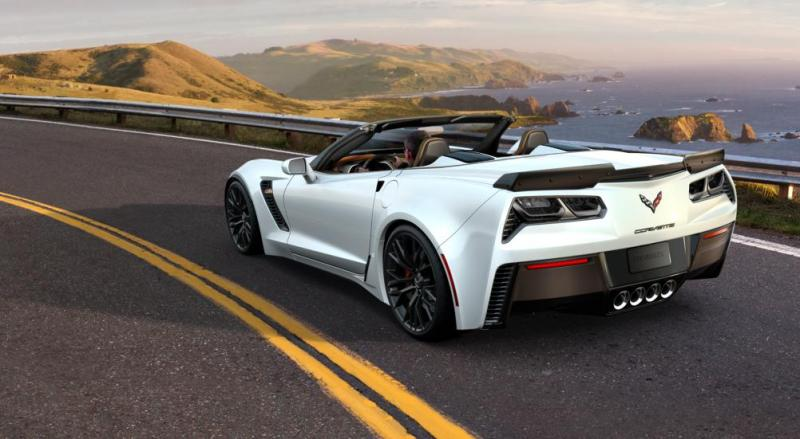2015 CHevrolet Corvette Z06 Convertible -  Visualizer of All COLORS and WHEELS 29