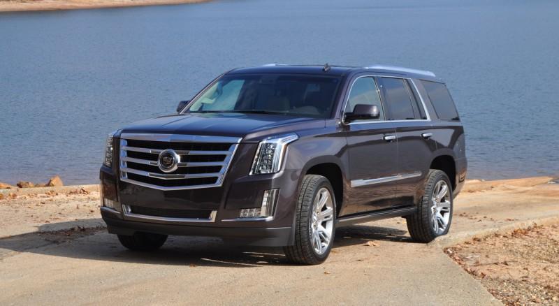 2015 Cadillac Escalade Luxury AWD 12