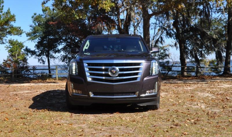 2015 Cadillac Escalade Luxury AWD 17