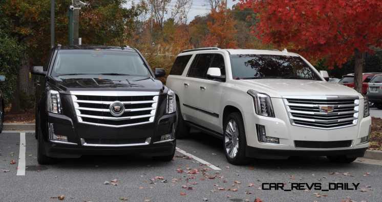 2015 Cadillac Escalade Luxury AWD 2