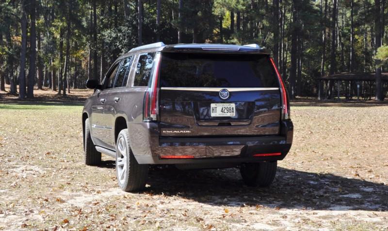 2015 Cadillac Escalade Luxury AWD 25