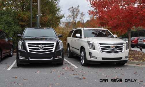 2015 Cadillac Escalade Luxury AWD 4