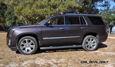 2015 Cadillac Escalade Luxury AWD 43