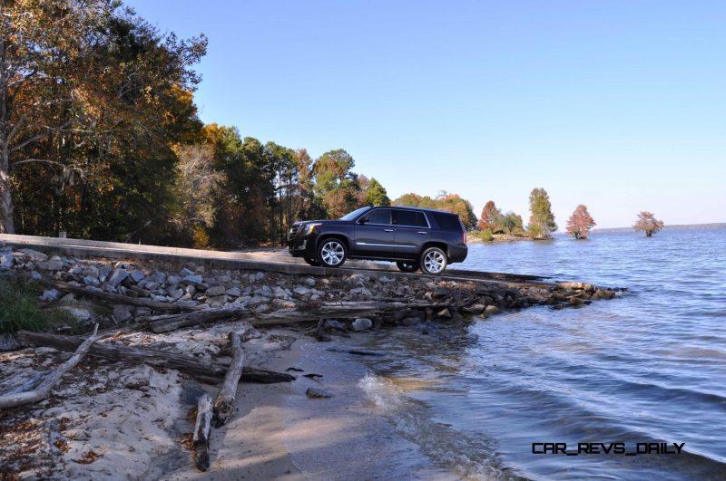 2015 Cadillac Escalade Luxury AWD 59