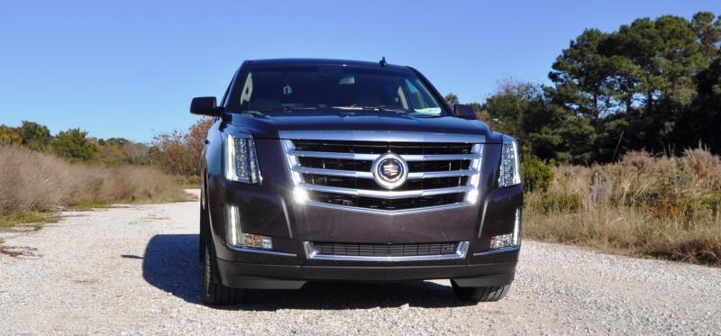 2015 Cadillac Escalade Luxury AWD 62