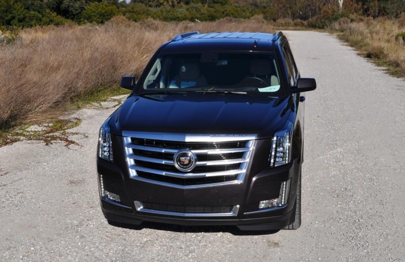 2015 Cadillac Escalade Luxury AWD 66