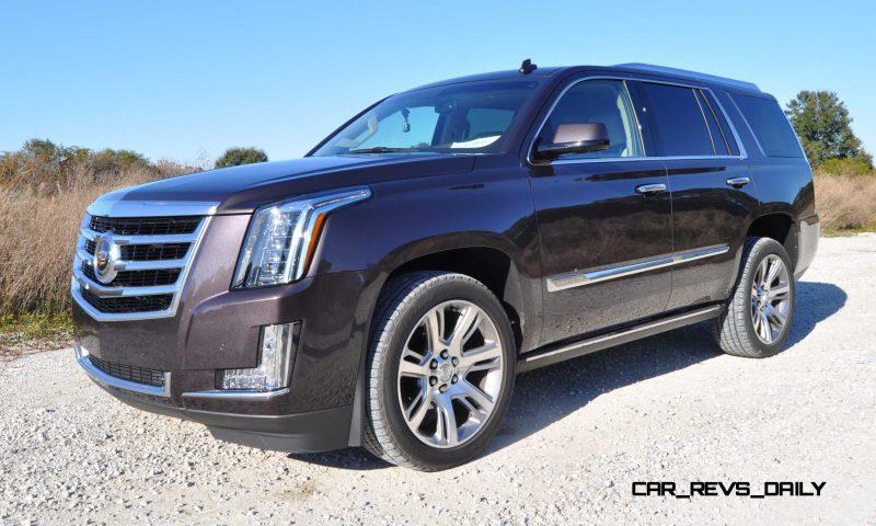 2015 Cadillac Escalade Luxury AWD 68