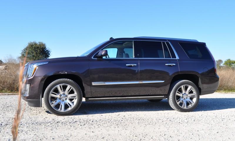 2015 Cadillac Escalade Luxury AWD 69