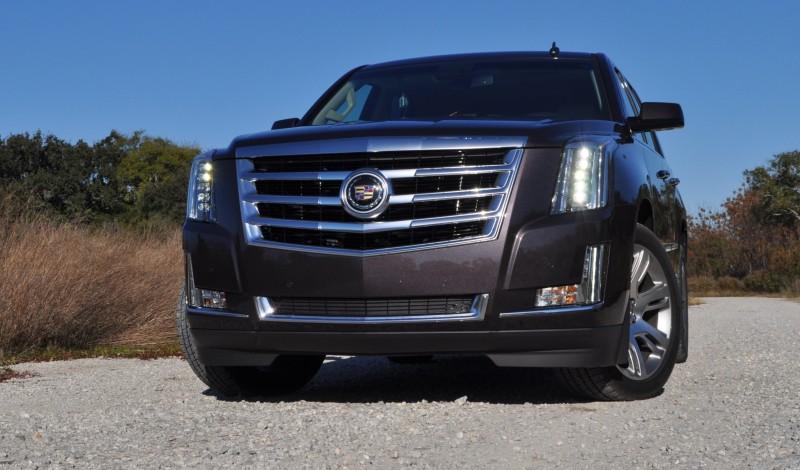 2015 Cadillac Escalade Luxury AWD 72
