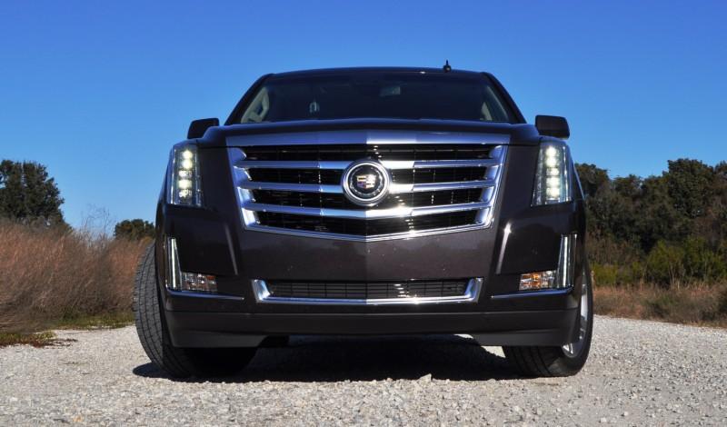 2015 Cadillac Escalade Luxury AWD 73