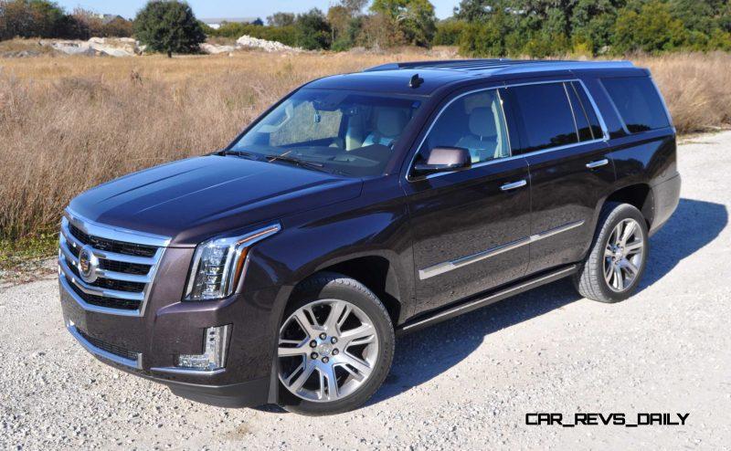 2015 Cadillac Escalade Luxury AWD 74