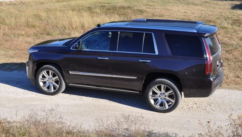 2015 Cadillac Escalade Luxury AWD 77
