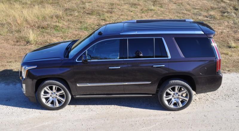 2015 Cadillac Escalade Luxury AWD 78