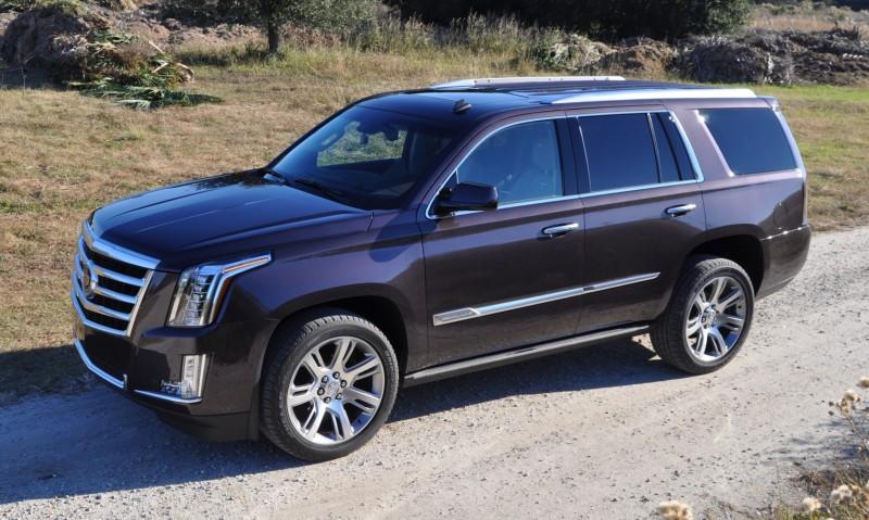 2015 Cadillac Escalade Luxury AWD 82