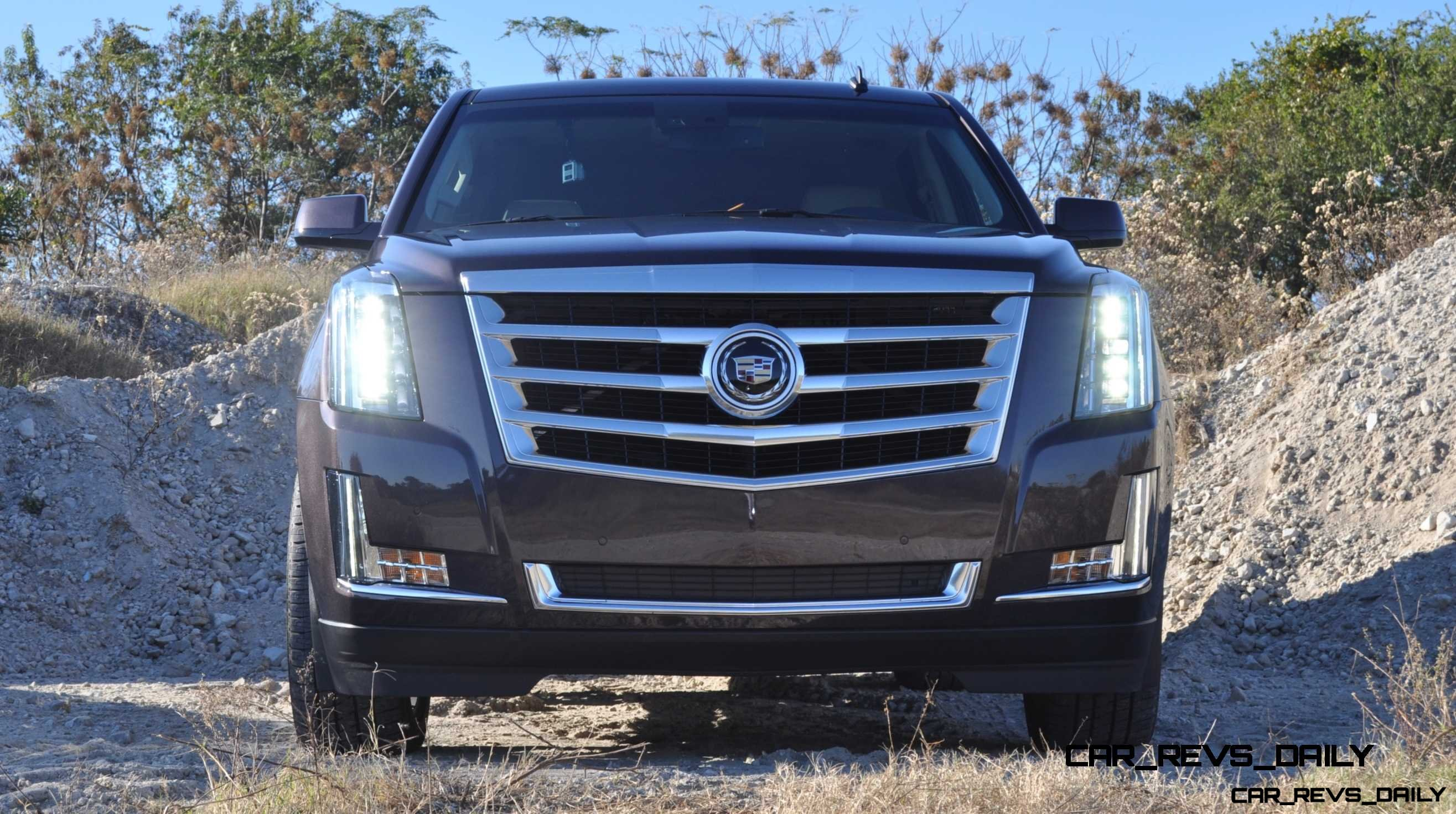 2015 Cadillac Escalade Luxury AWD 89
